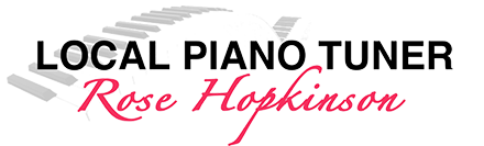 Local Piano Tuner – Rose Hopkinson