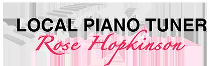 Local Piano Tuner – Rose Hopkinson